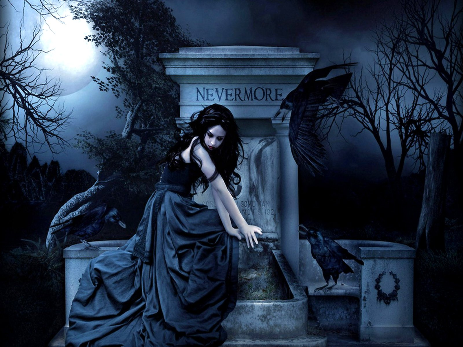Gothic Wallpaper For iPhone – Get Yourself The Best wallpaper For Your Phone