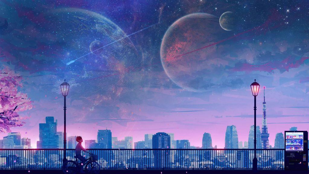 Pick The Best Anime Aesthetic Wallpaper For Your Desktop