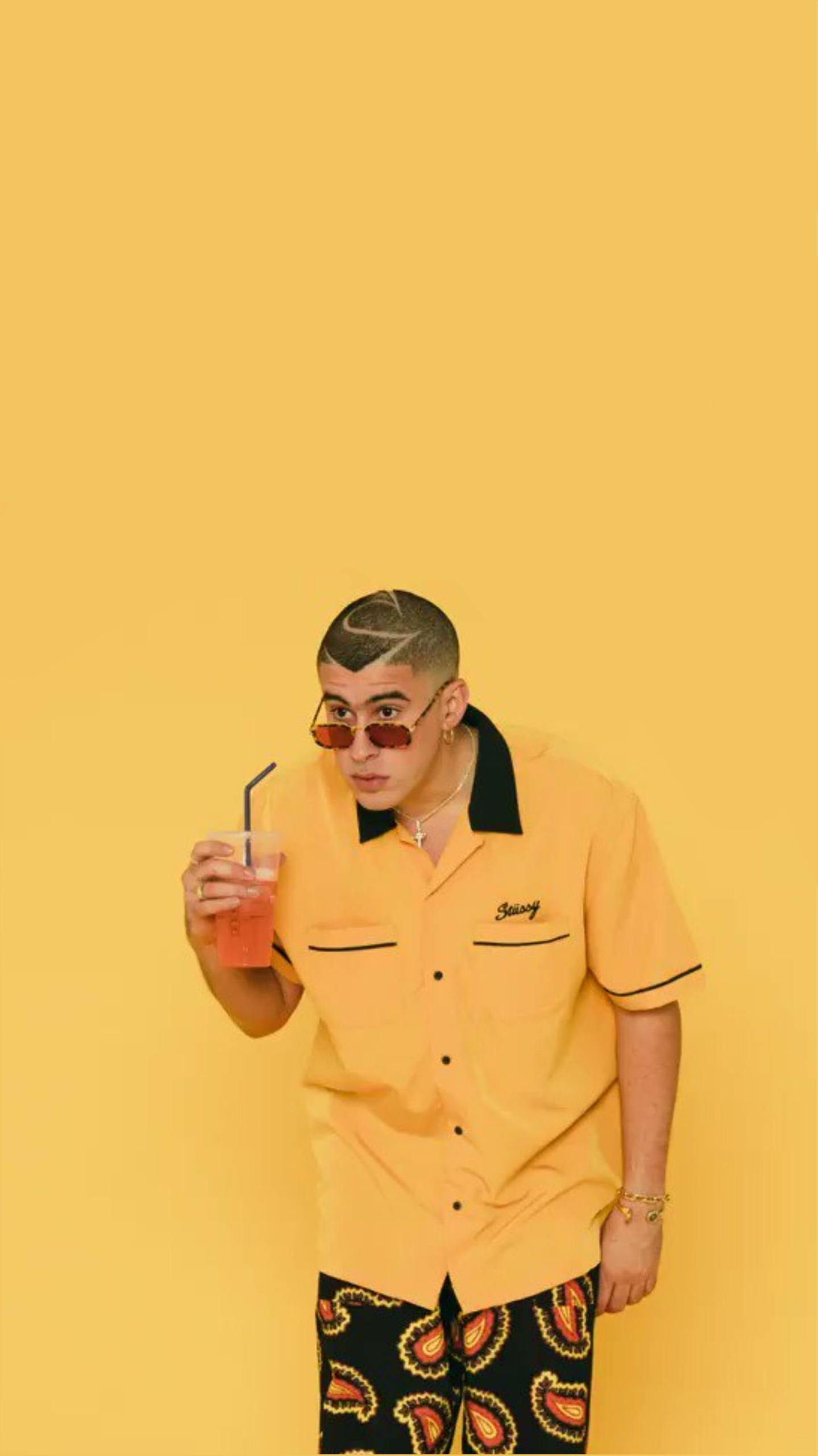 Create Your Own Cool bad bunny Wallpapers