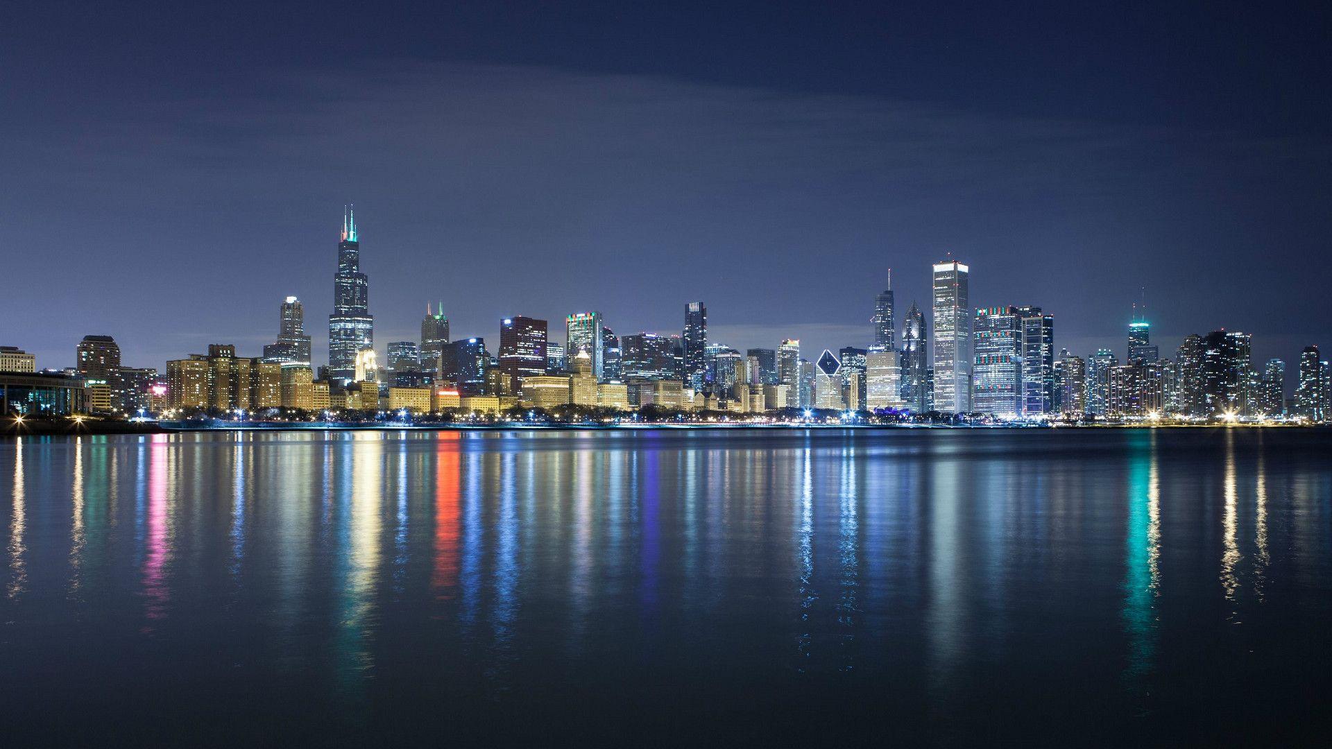 The Best Chicago Wallpaper Designs