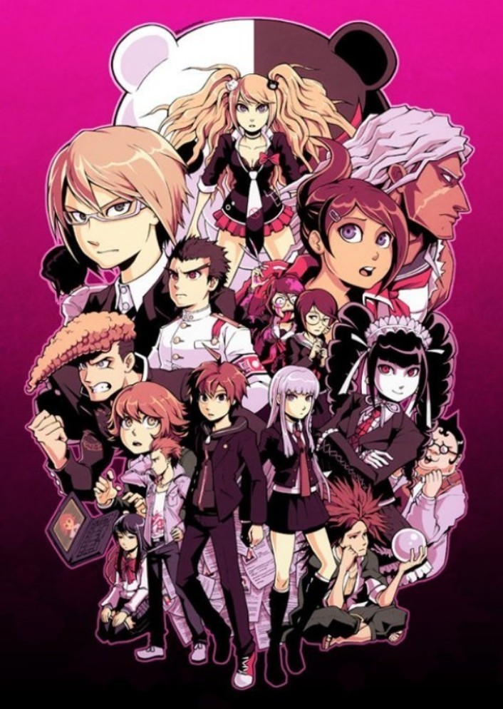 Experience The Hottest Danganronpa Wallpaper Design For Your iPhone