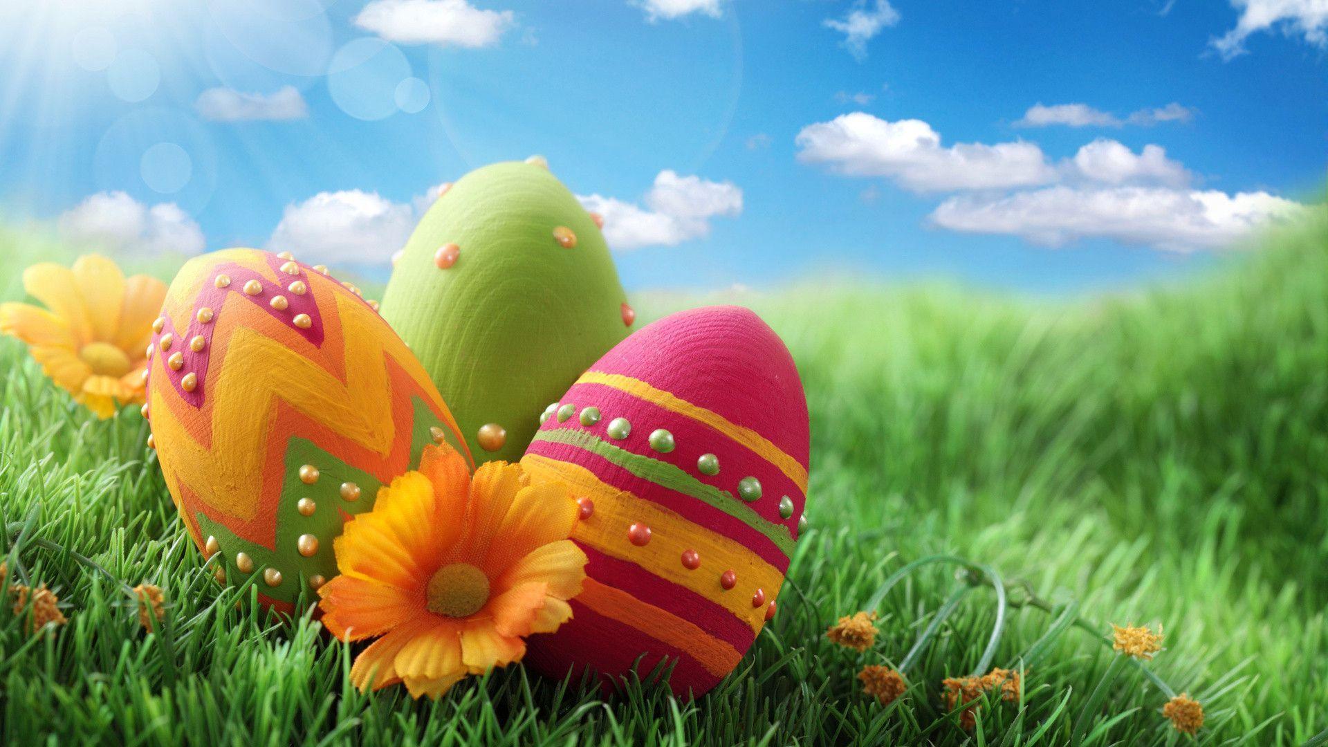Happy Easter Wallpaper Designs Ideas