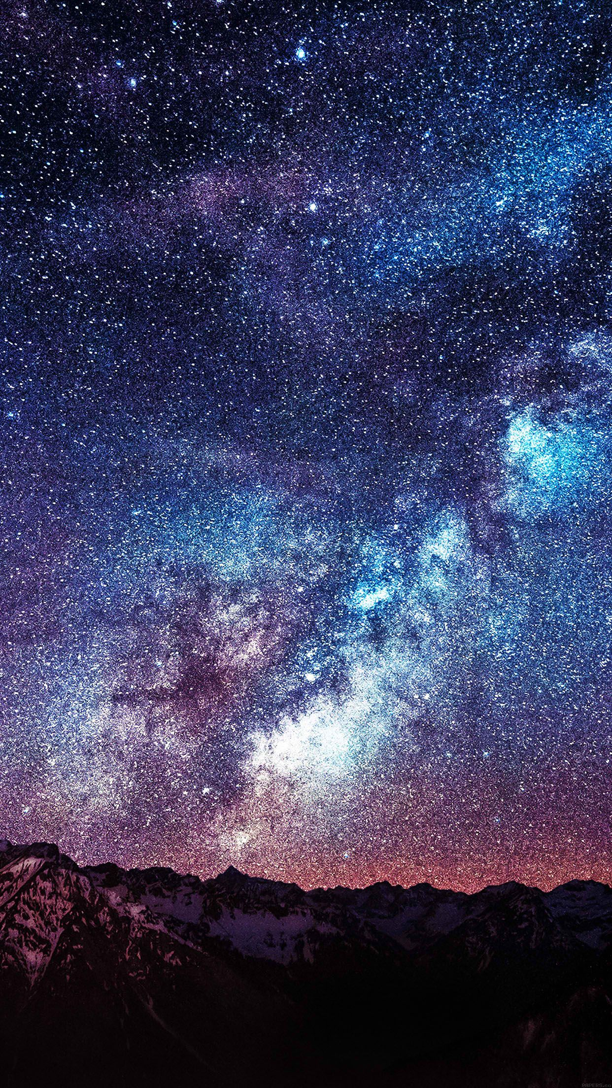 Install a Galaxy Wallpaper on Your iPhone – Change Your Phone's Theme