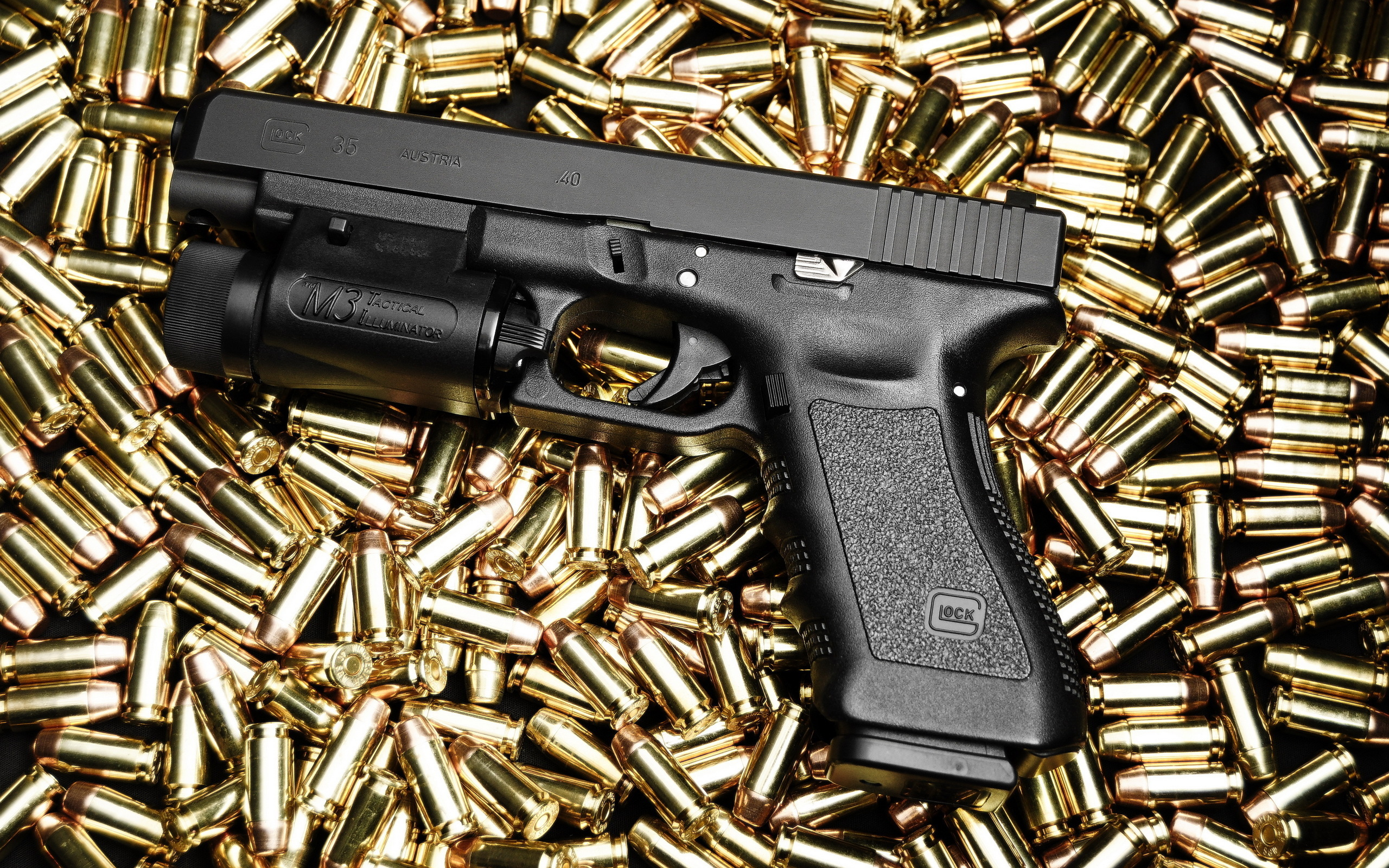 Glock Wallpaper – Trendy Wallpaper Decoration For Your PC