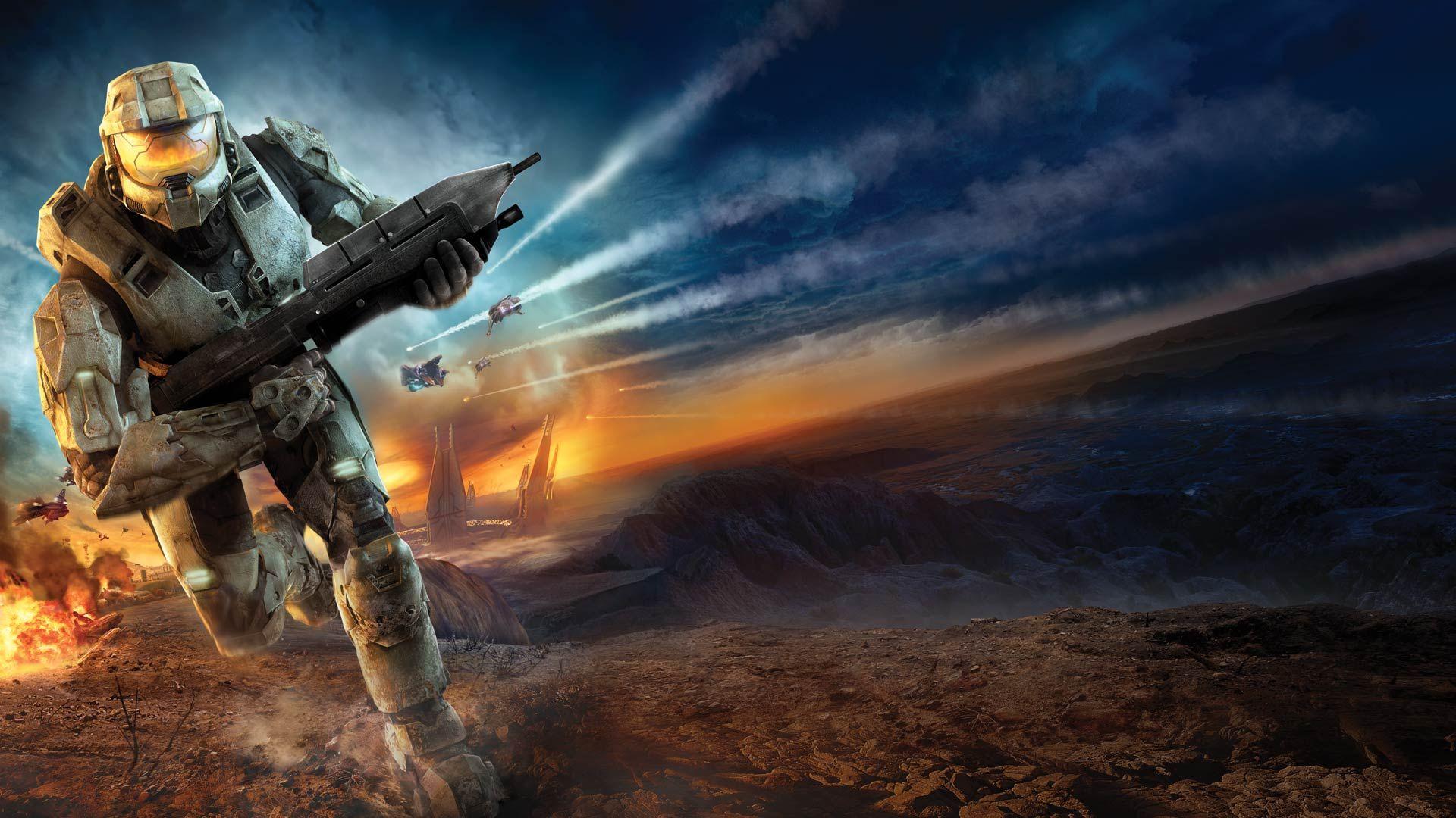 Choose The Best Halo Wallpaper