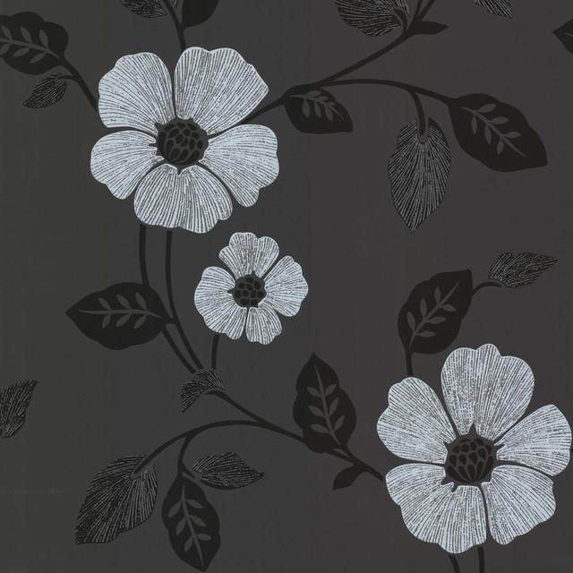 Modern Flowery Wallpaper Ideas – Floral Wallpaper Designs