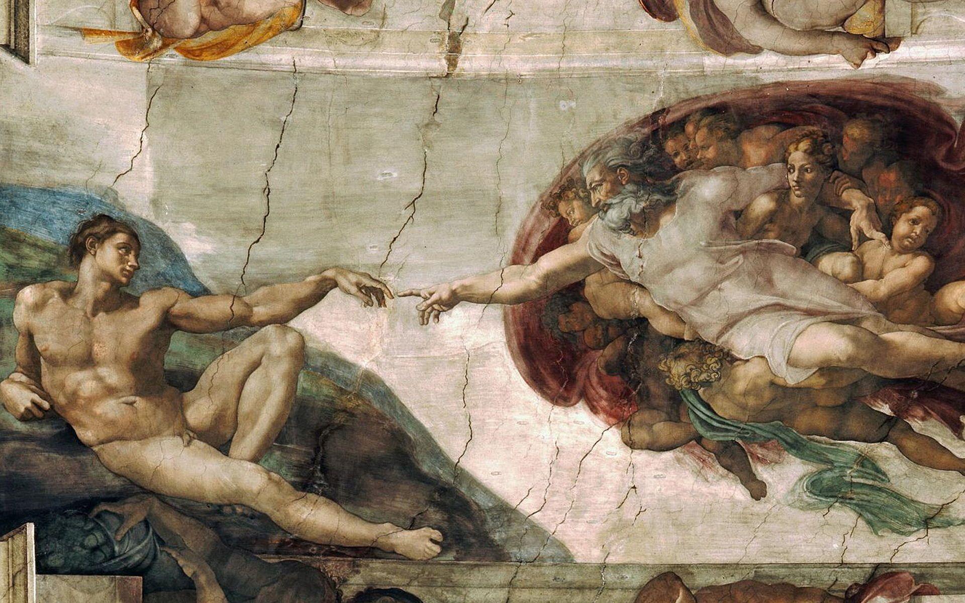 Renaissance Art High Density Wallpaper