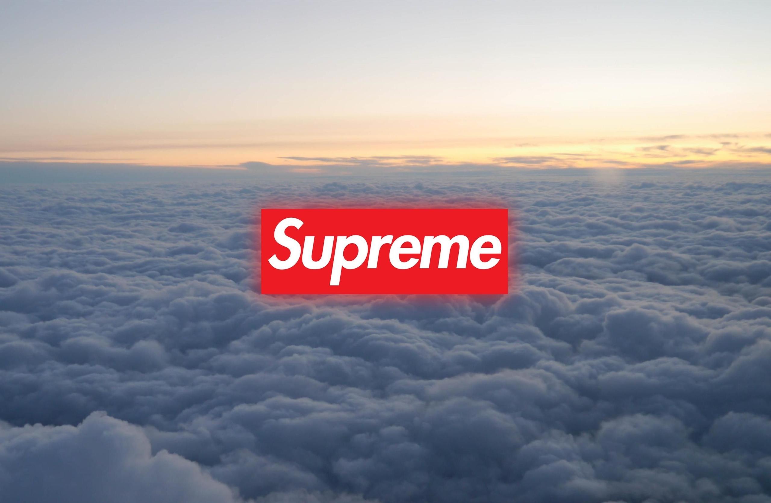Supreme Wallpaper 4K Ultra HD – A Modern Wallpaper Design