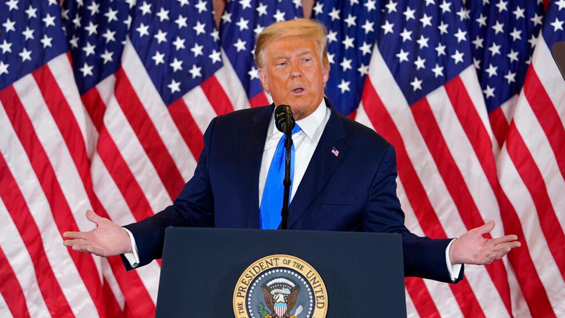 Exciting Designs – President Donald Trump Wallpaper
