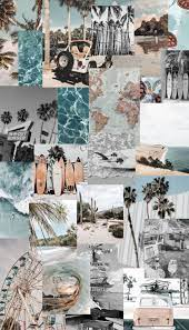aesthetic collage wallpaper Designs