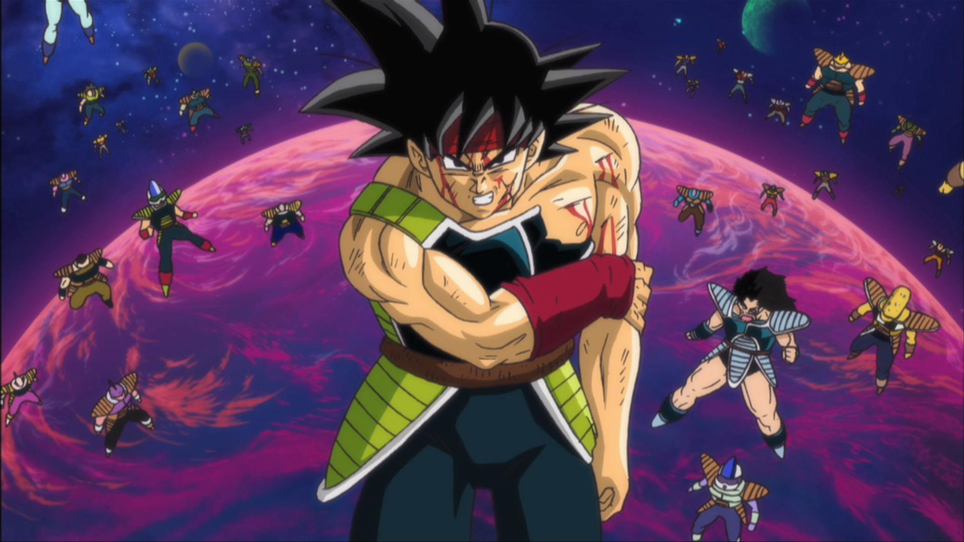 The Warmth and Natural Feel of Bardock Wallpaper