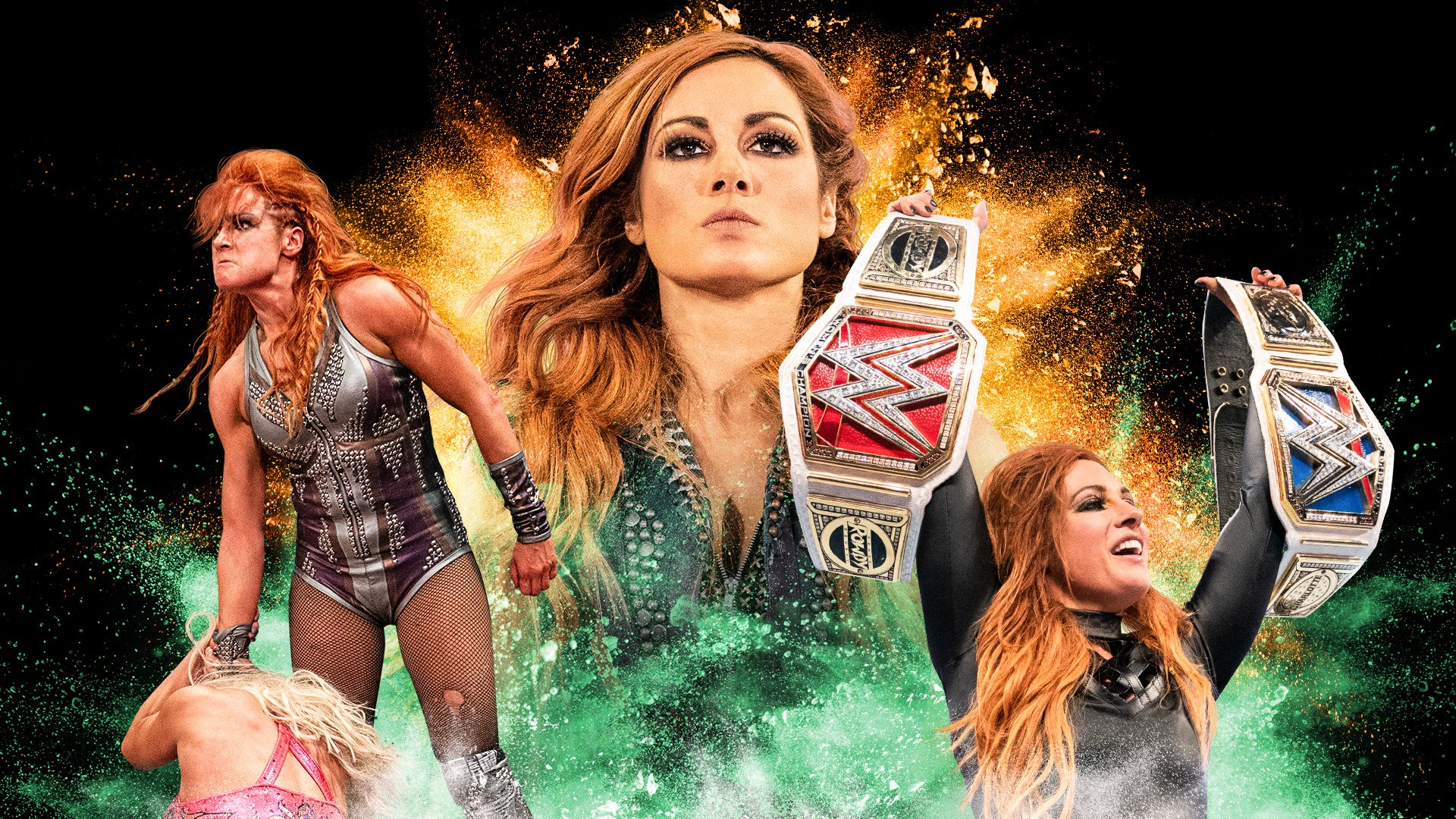 What Is Becky Lynch Wallpaper?