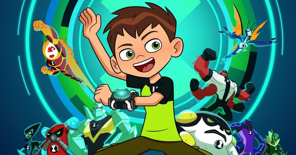 Ben 10 Wallpaper – The Best background of All Time