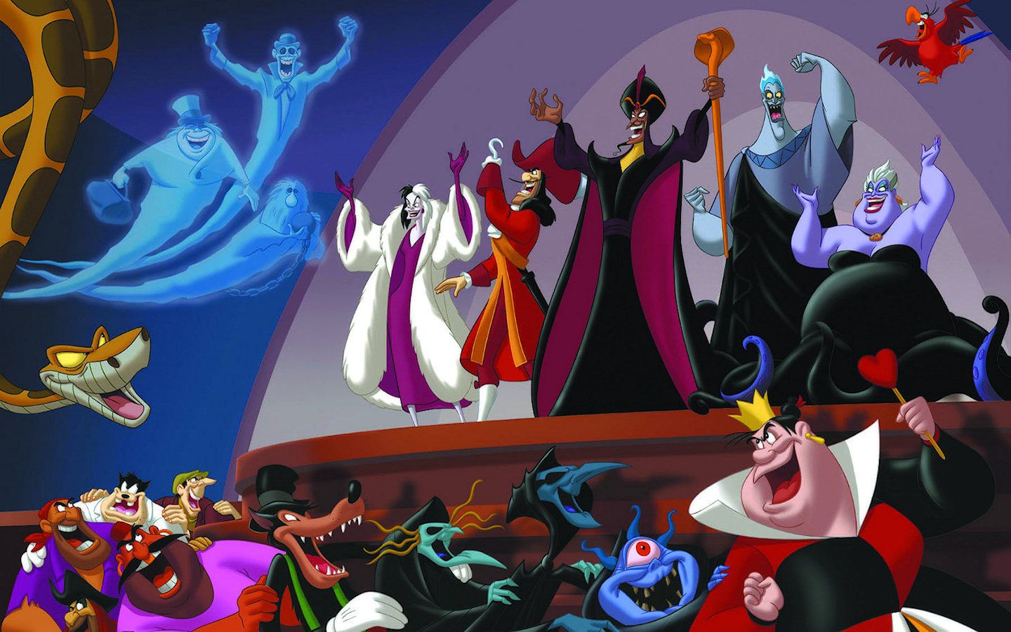 Disney Villains Wallpaper – An Easy Way to Create an Evil Master Picture design