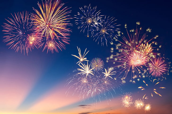 How to Choose the Right Fireworks Wallpaper