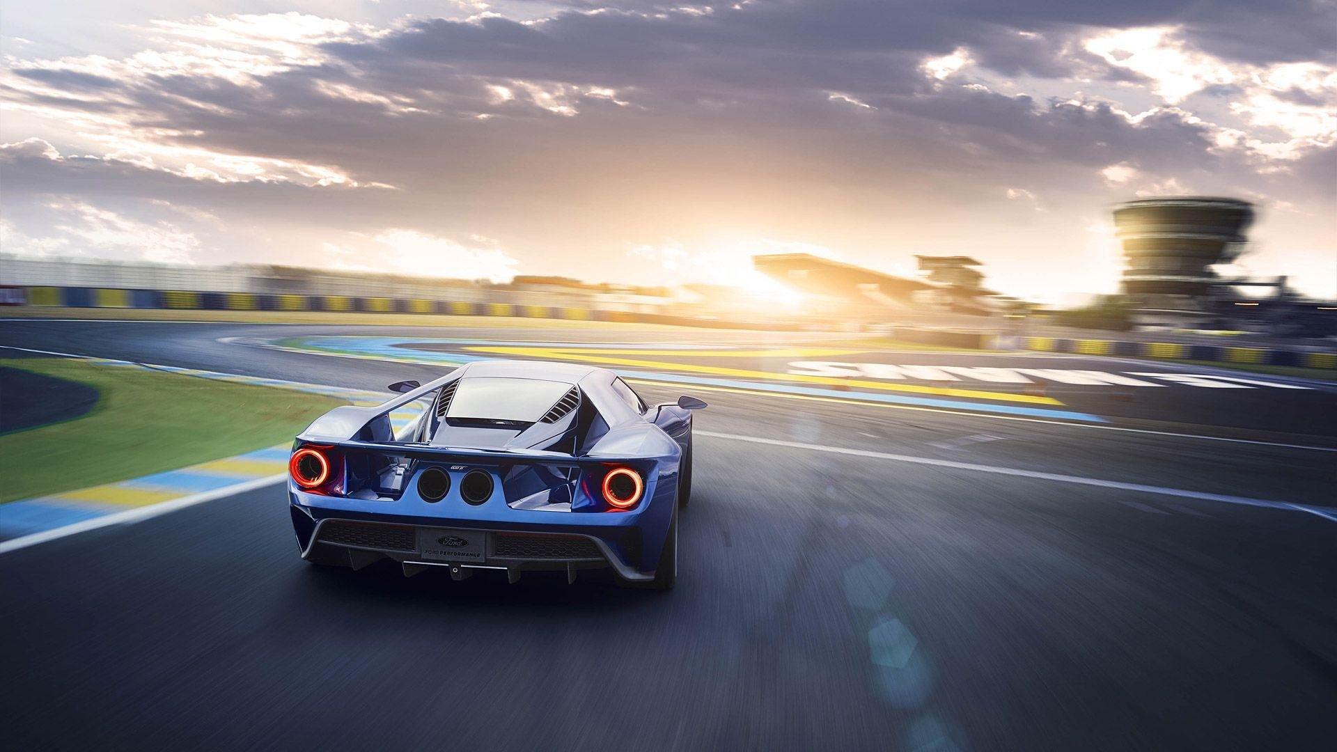 Great Teachers – The Ford GT Picture design