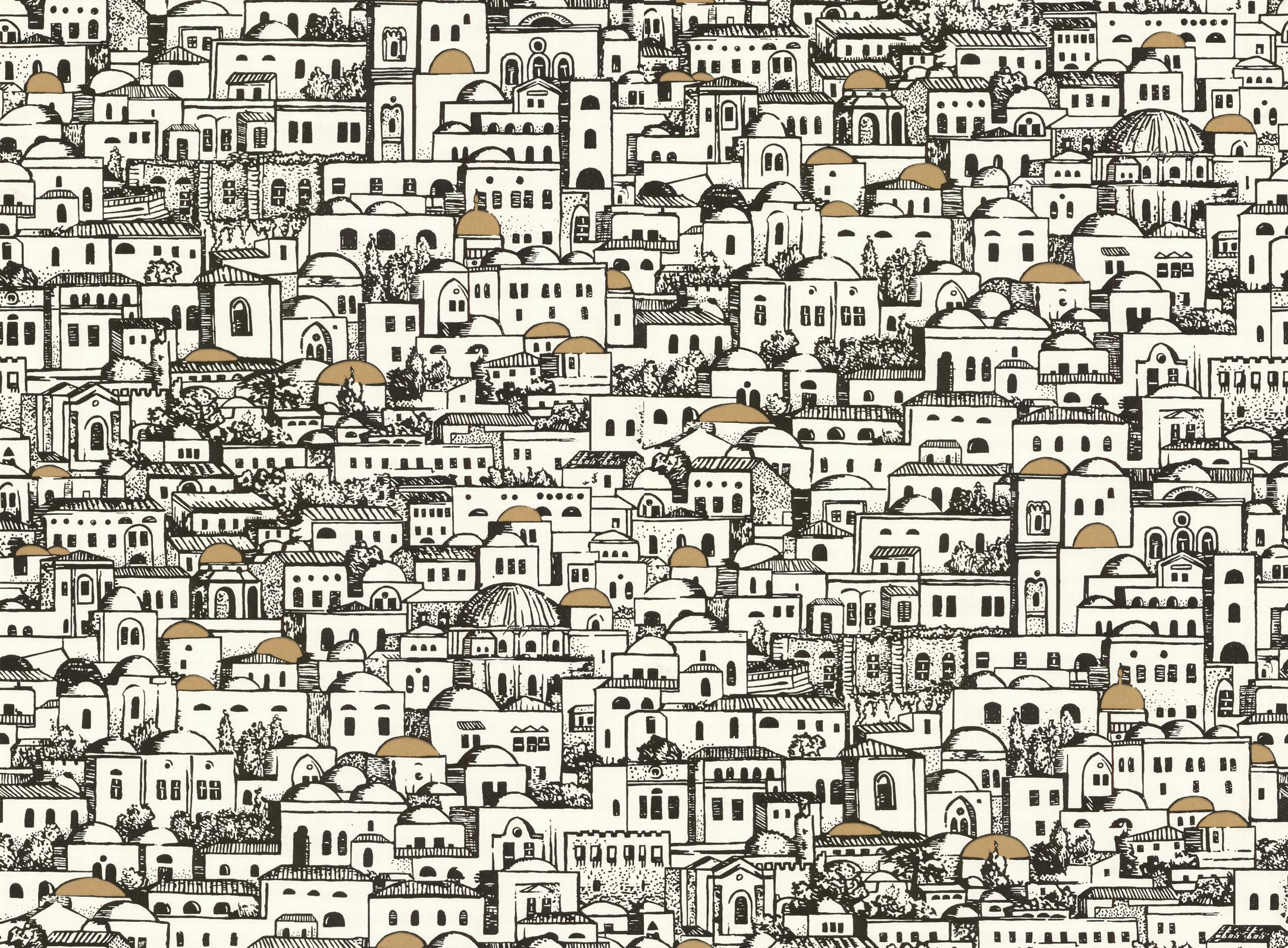 Tips on Installing Fornasetti Wallpaper