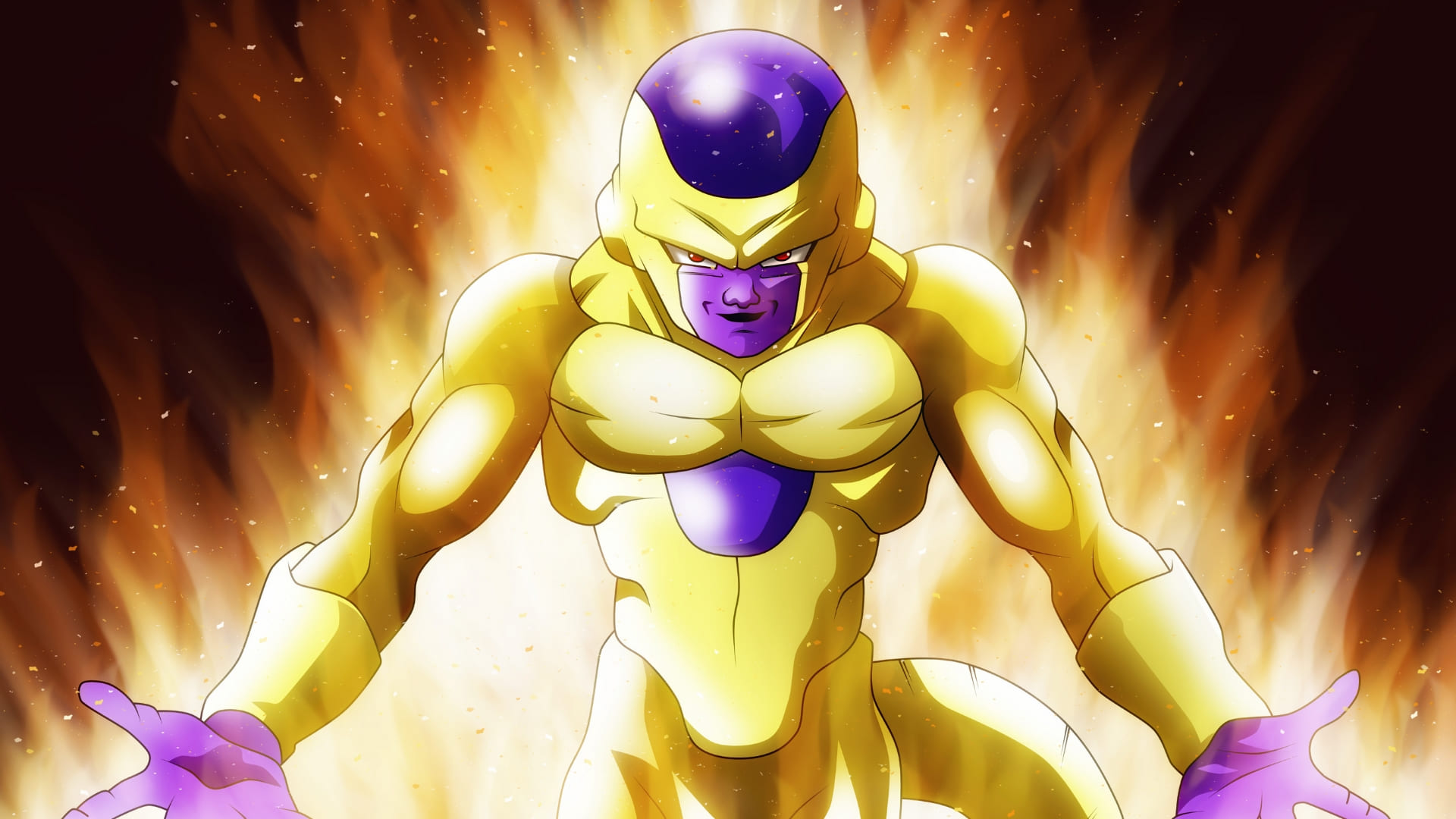A Guide to Free Frieza Wallpaper
