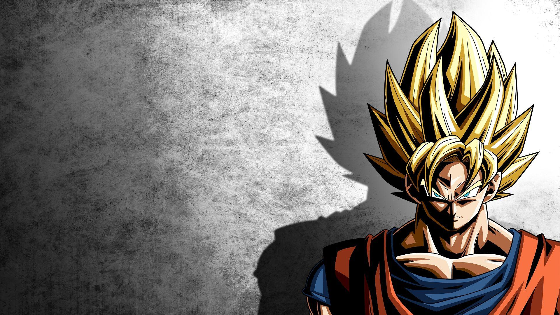 Download a Goku HD Picture design For a Cooler