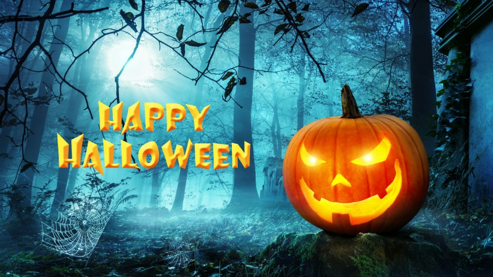 Make Your Computer More Beautiful With Halloween Wallpaper