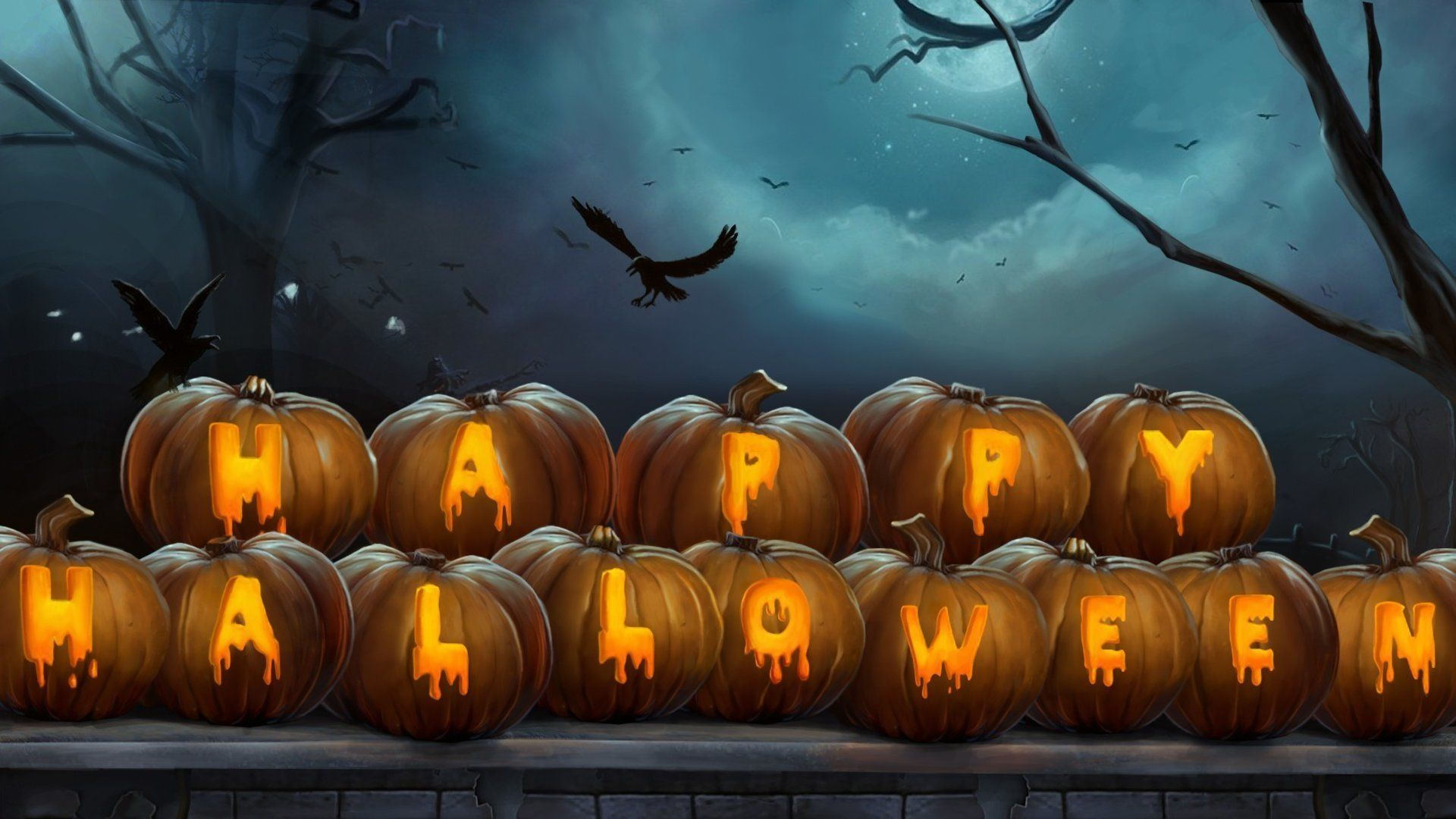 Halloween Wallpaper – Spooky Pictures To Embellish Your Home
