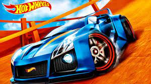 Hot Wheels Wallpaper to Match Your Child's Bedroom