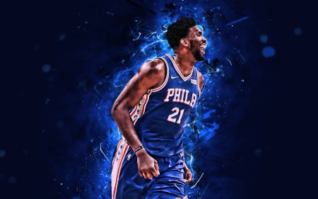 Joel Embiid Wallpaper – Your Modern pictureing Choice