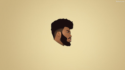 Unique Picture design – khalid Wallpaper by Flooraholic