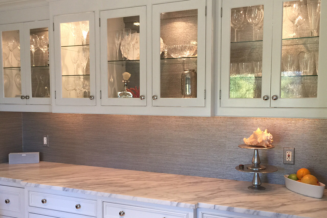 Choosing Kitchen Cabinet Wallpaper That Is Just Right For You