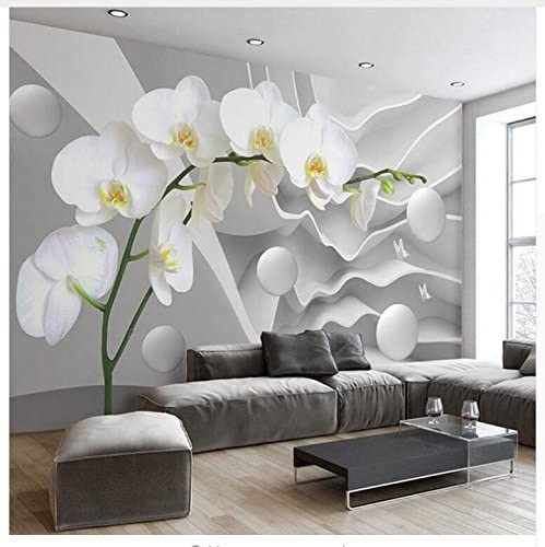 Using Large Print Wallpaper to Decorate Your Walls