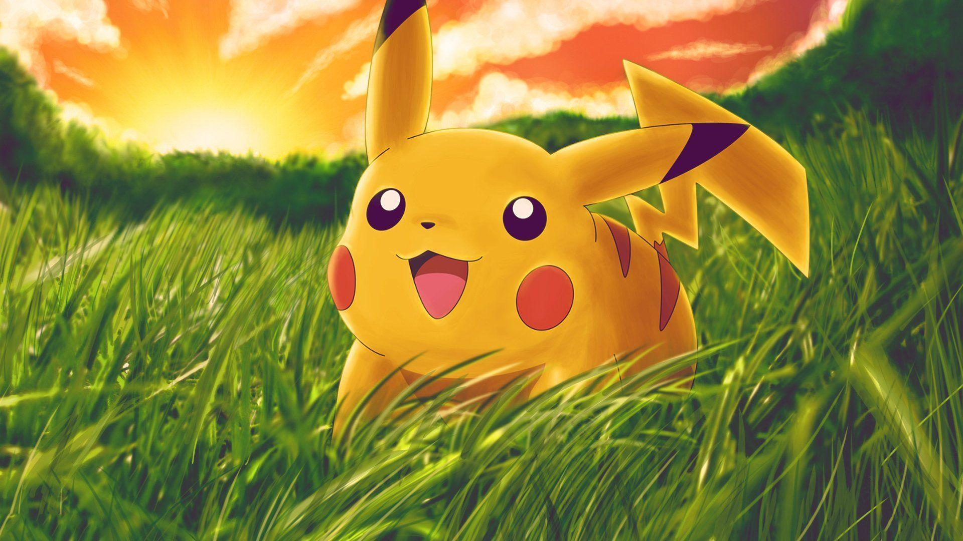 Pikachu Pokemon Wallpaper – Download It For Your Personal Computer