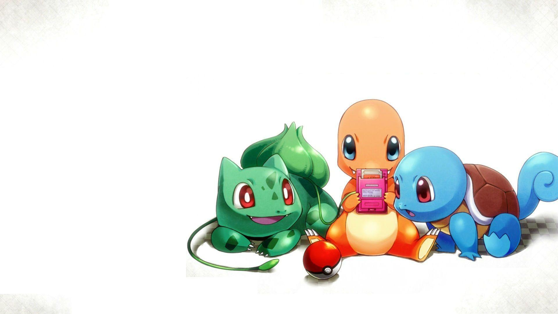 Download Pokemon Desktop Wallpaper – The Most Incredible Wallpaper You'll Ever See