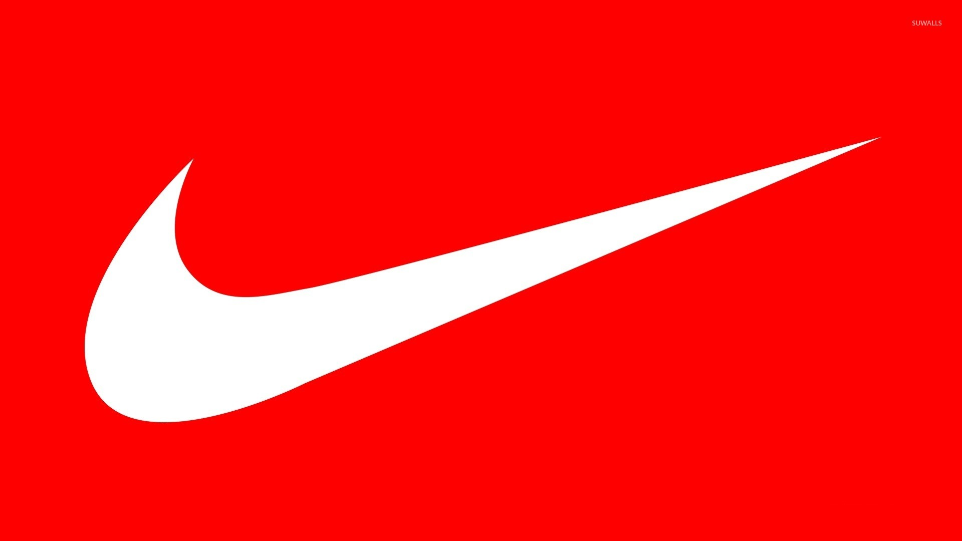 Red Nike Wallpaper – Create Your Style Statement on Your Computer