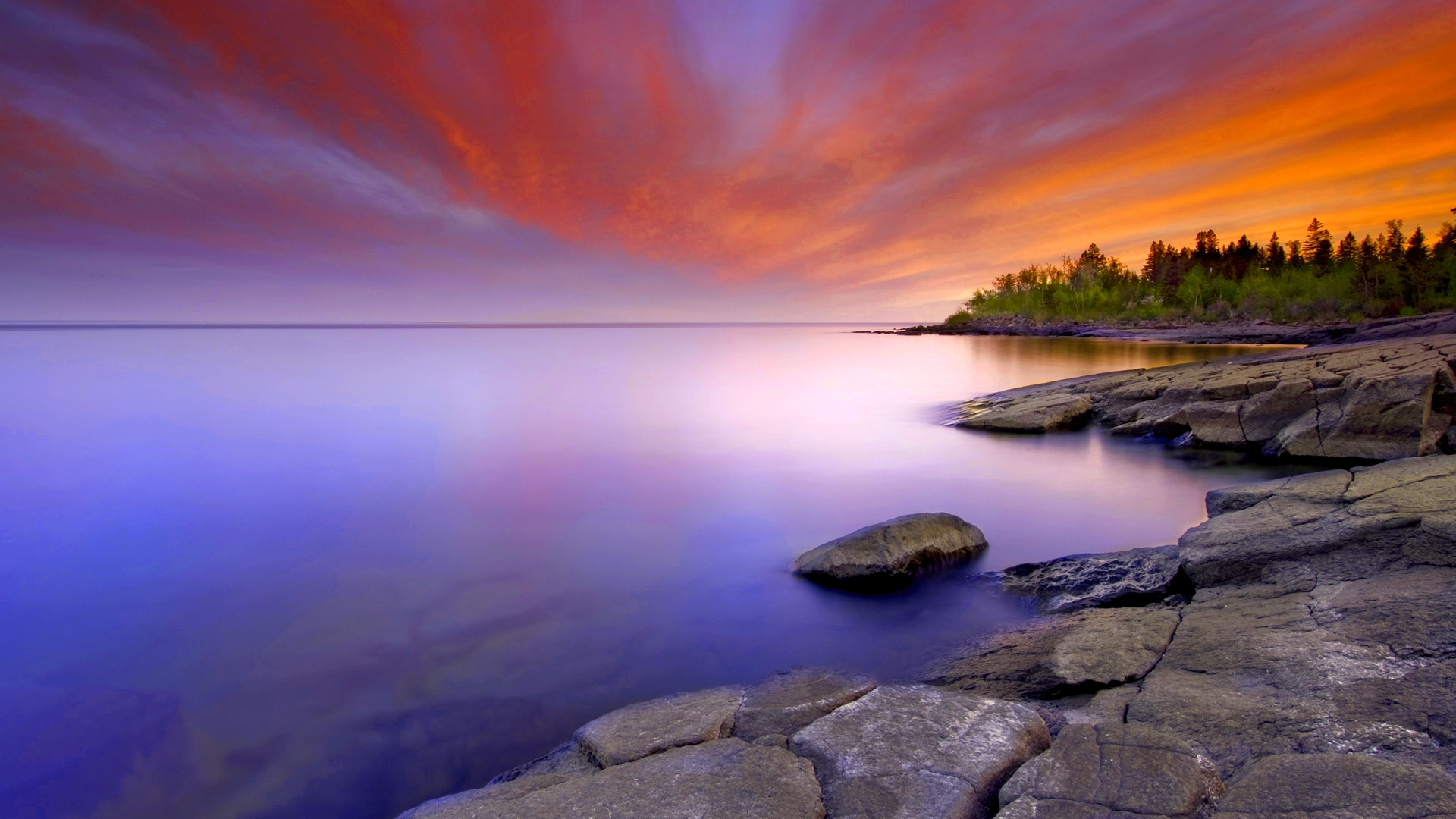 Serenity Wallpaper – An Easy Way to Add Colorful Fun to Your Desktop