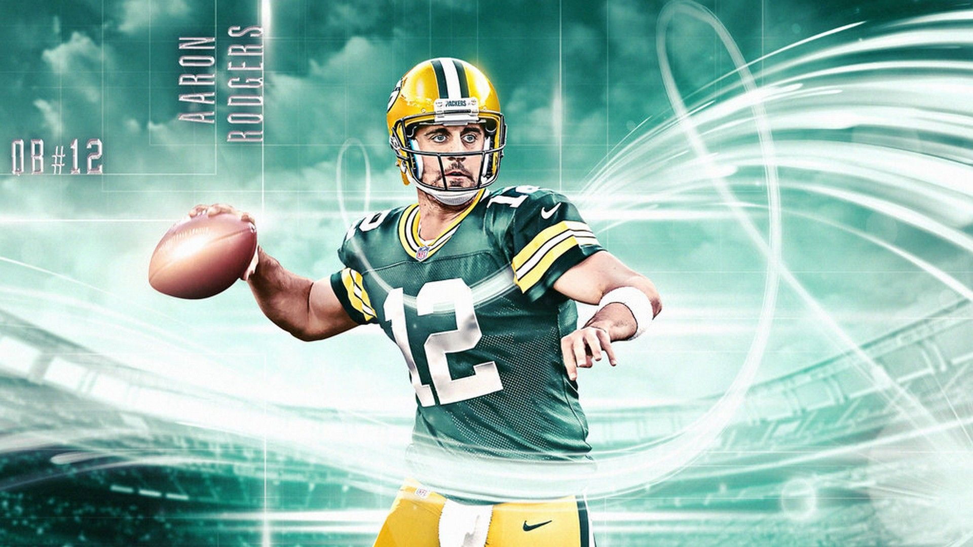 Aaron Rodgers wallpaper Picture design ideas