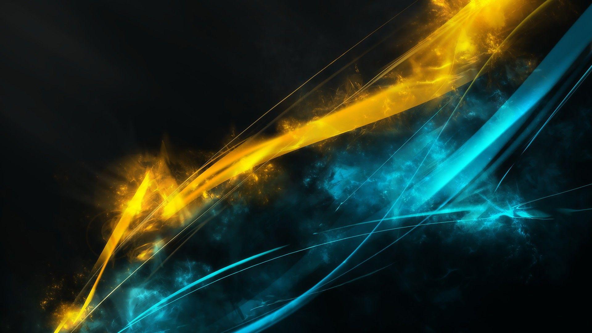 Abstract Desktop Wallpaper Design