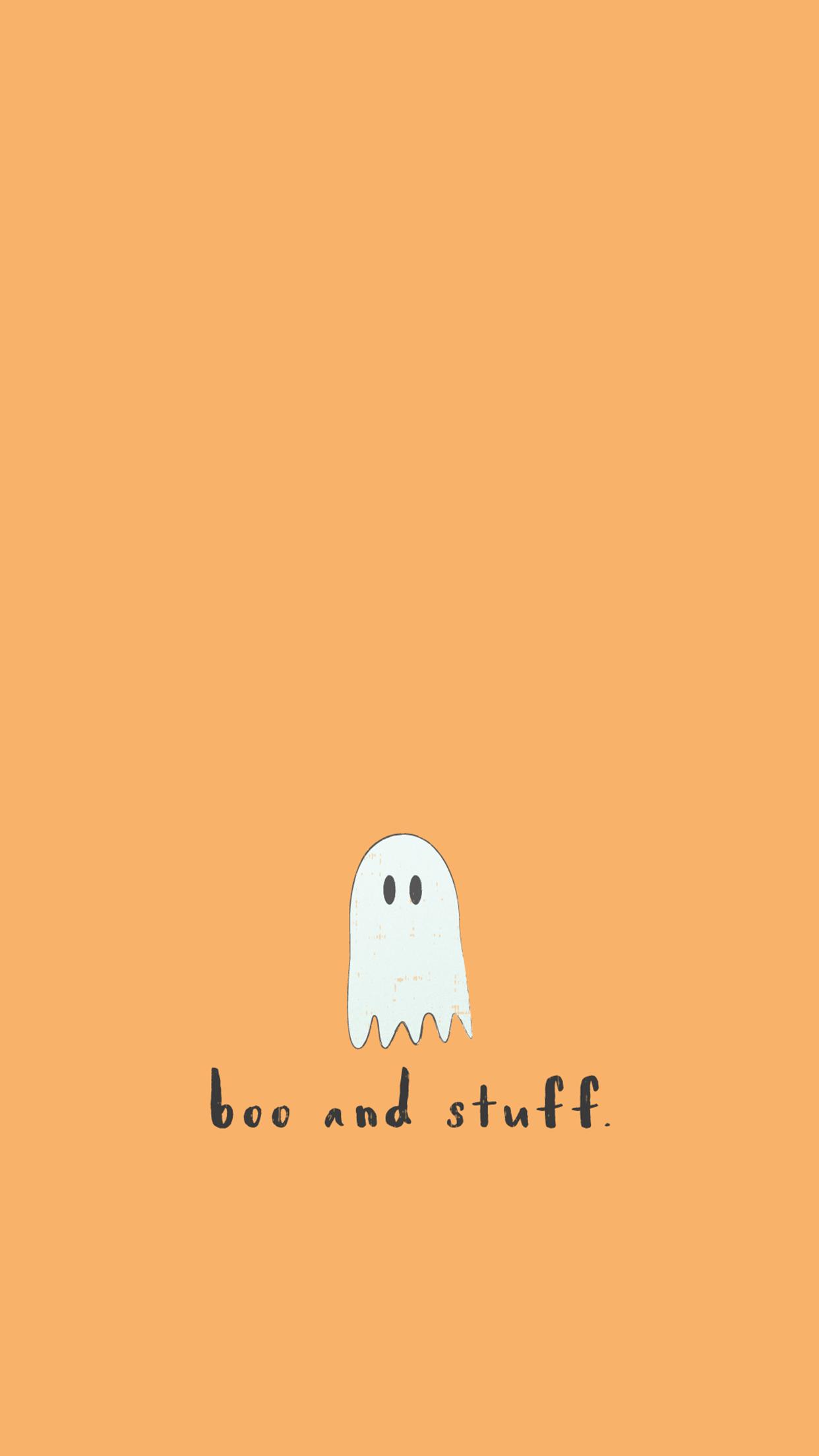 aesthetic Halloween wallpaper design ideas