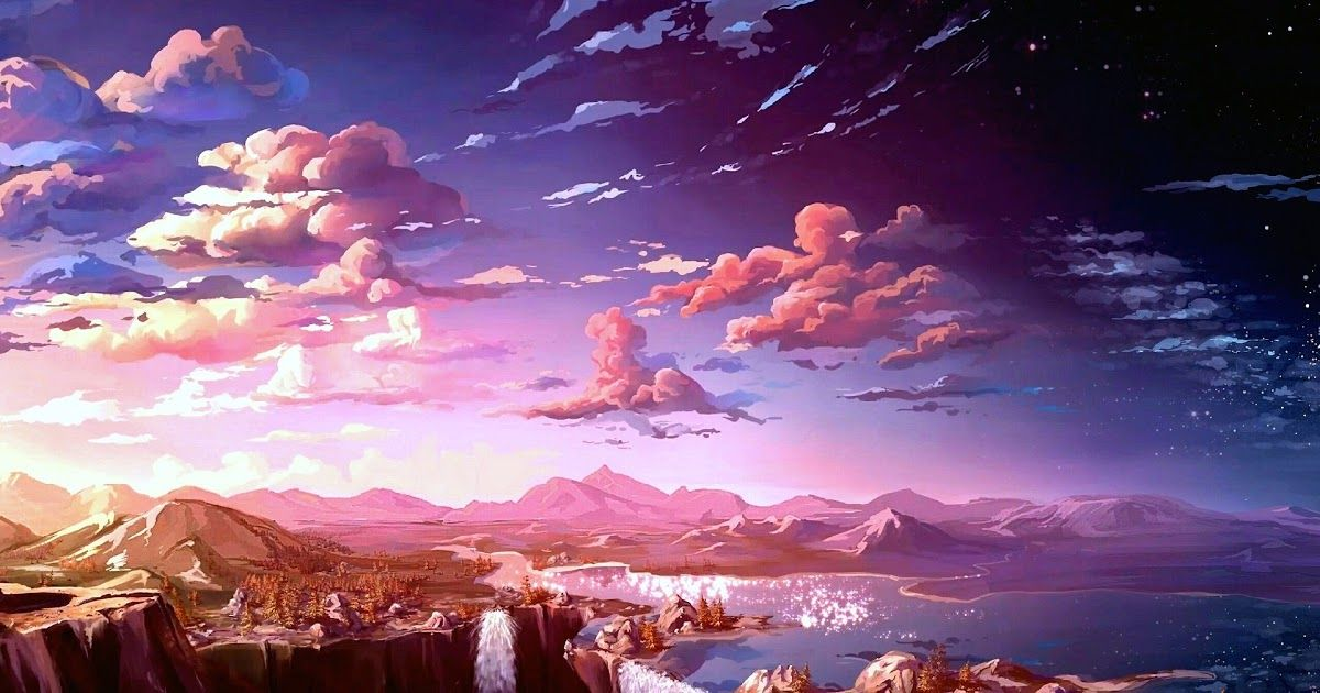 Anime Background Picture designs For Your Computer