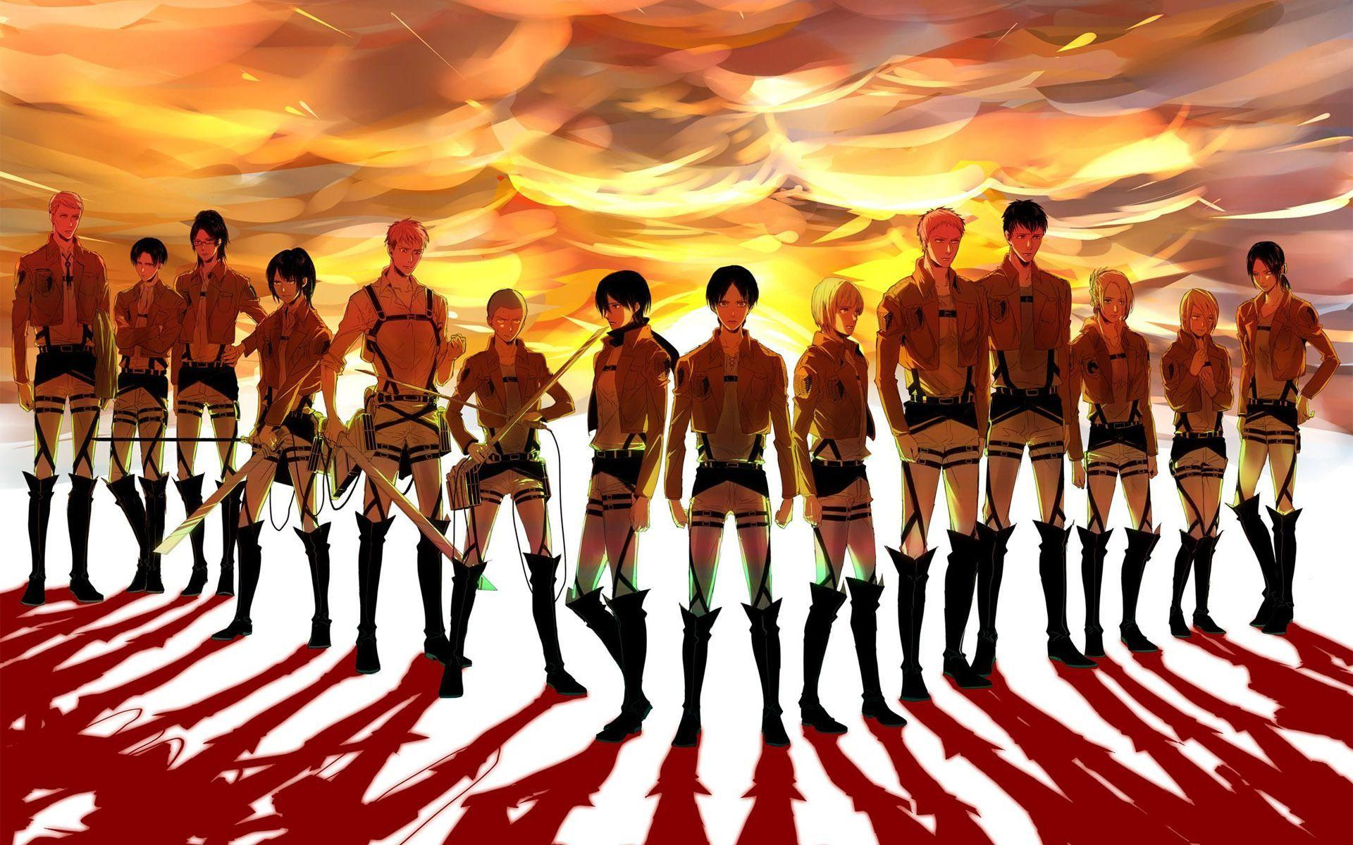 The Best Picture design Has Been Found In Aot Wallpaper