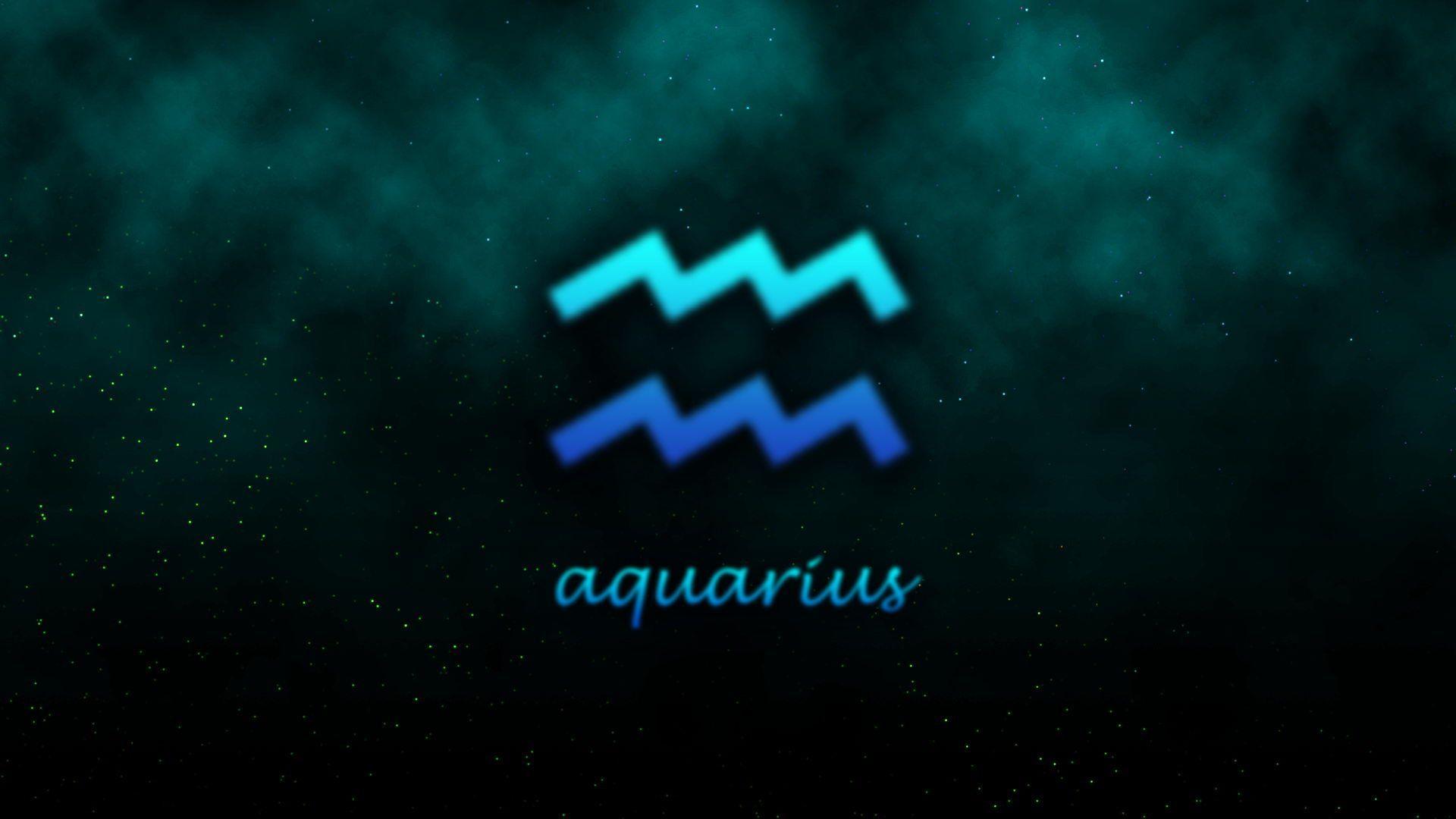 Aquarius Wallpaper – Your Captivating Picture design