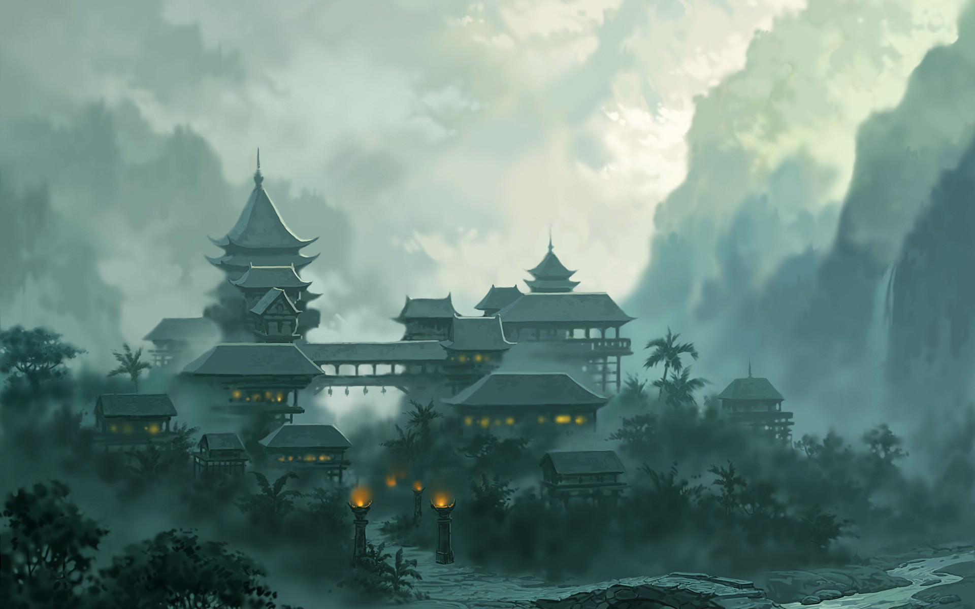 Beautiful Asian Picture designs For Your Home