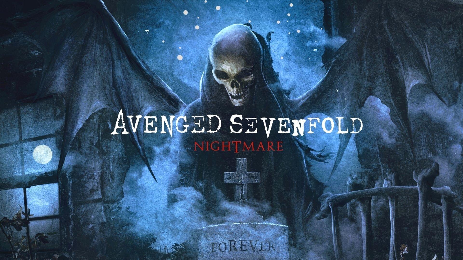 Avenged Sevenfold Wallpaper Design Ideas