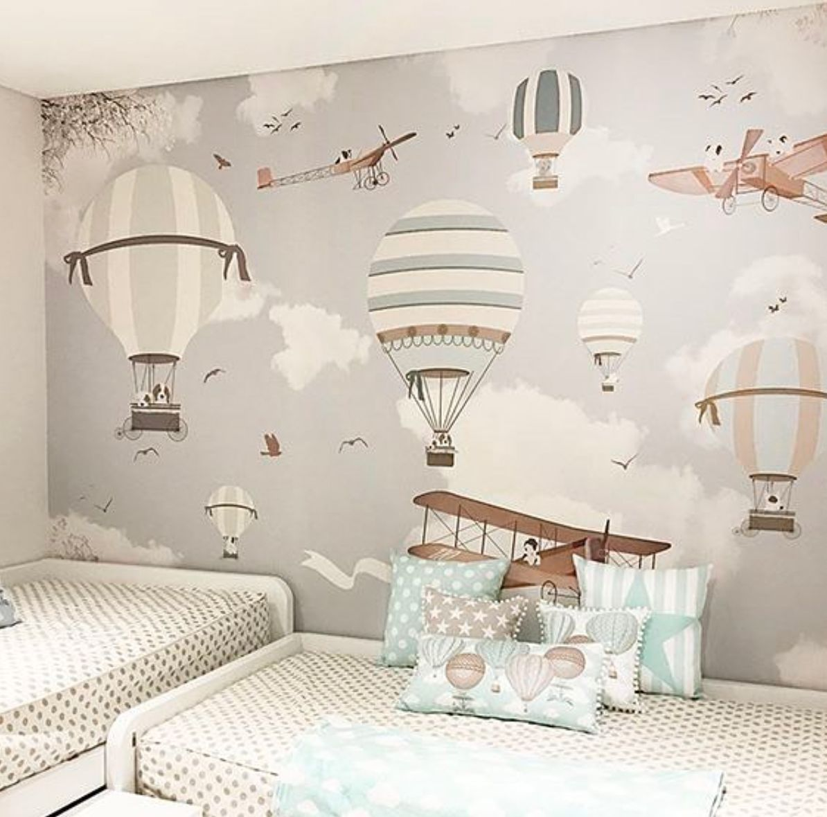 Baby Room Wallpaper – Selecting the Right One For Your Child's Nursery