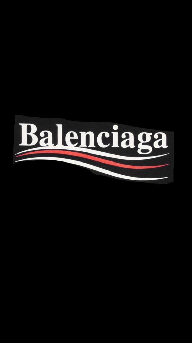 balenciaga wallpaper design ideas