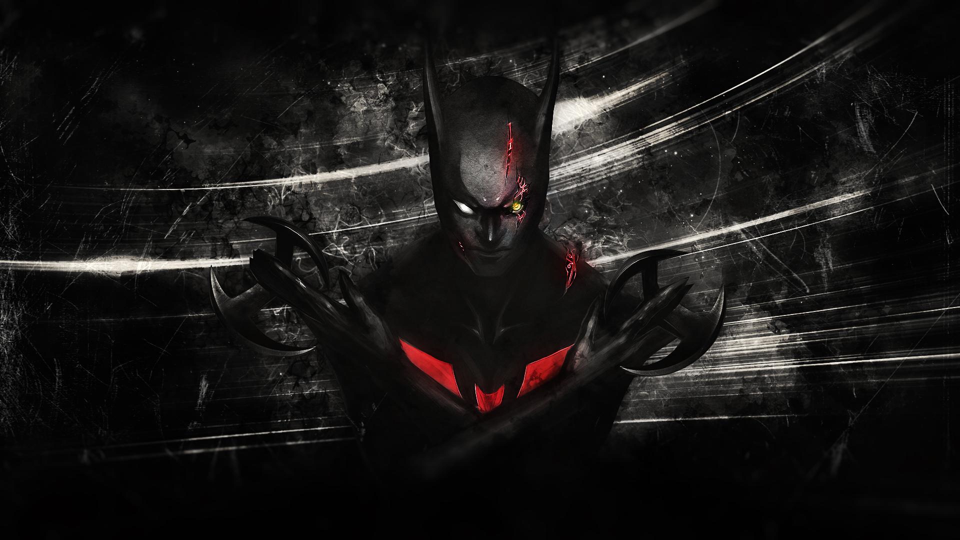 Best Batman Beyond Wallpaper Designs