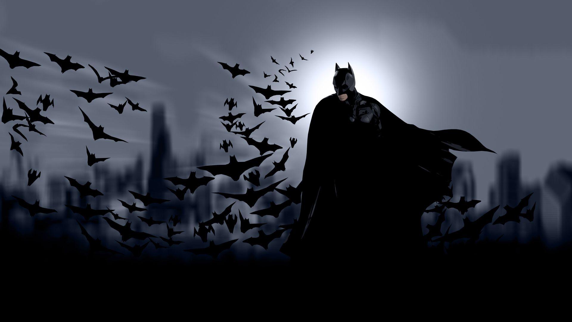 Batman Wallpaper 4k Background