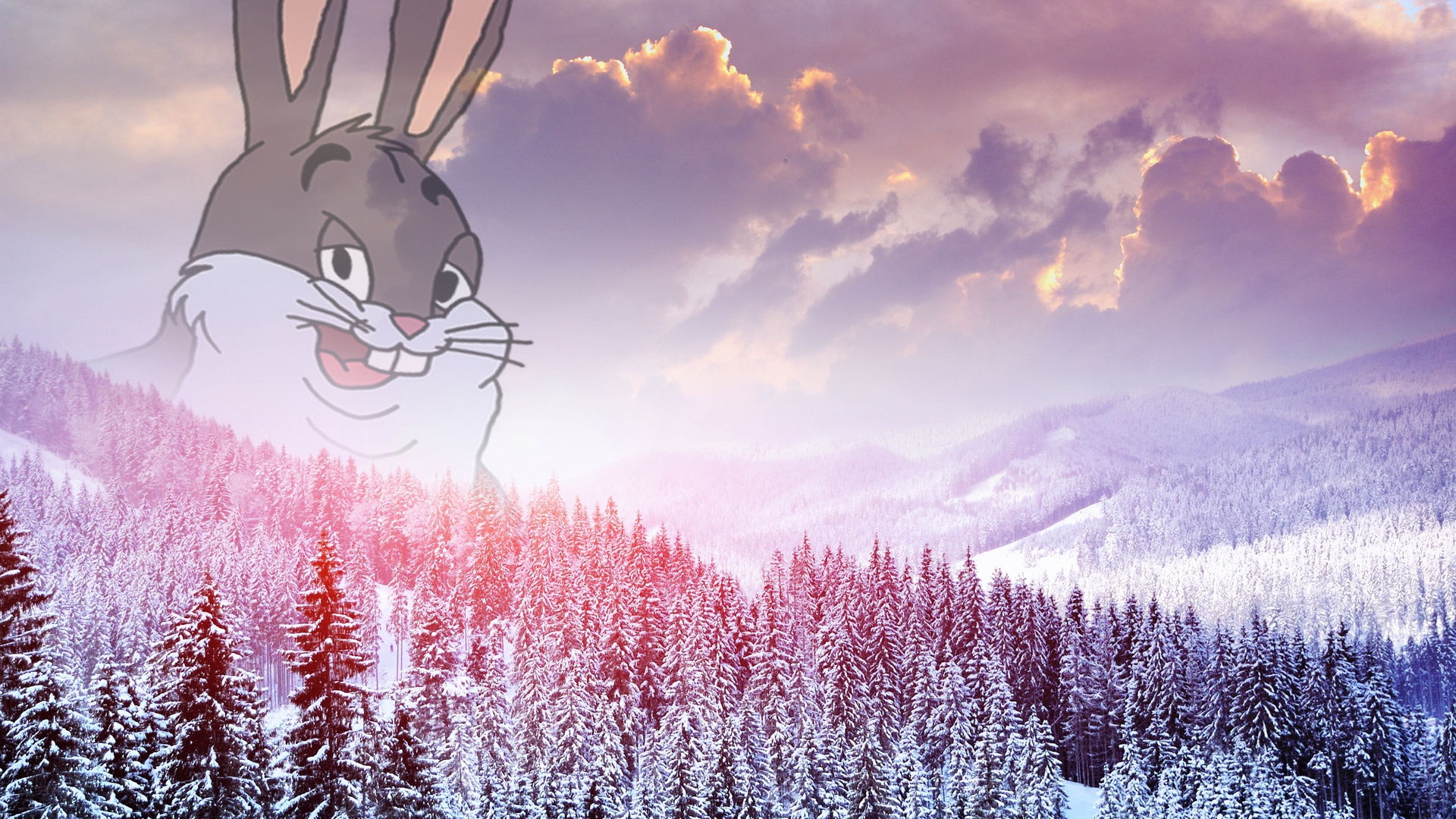 Gorgeous Big Chungus Wallpaper design For Your Computer
