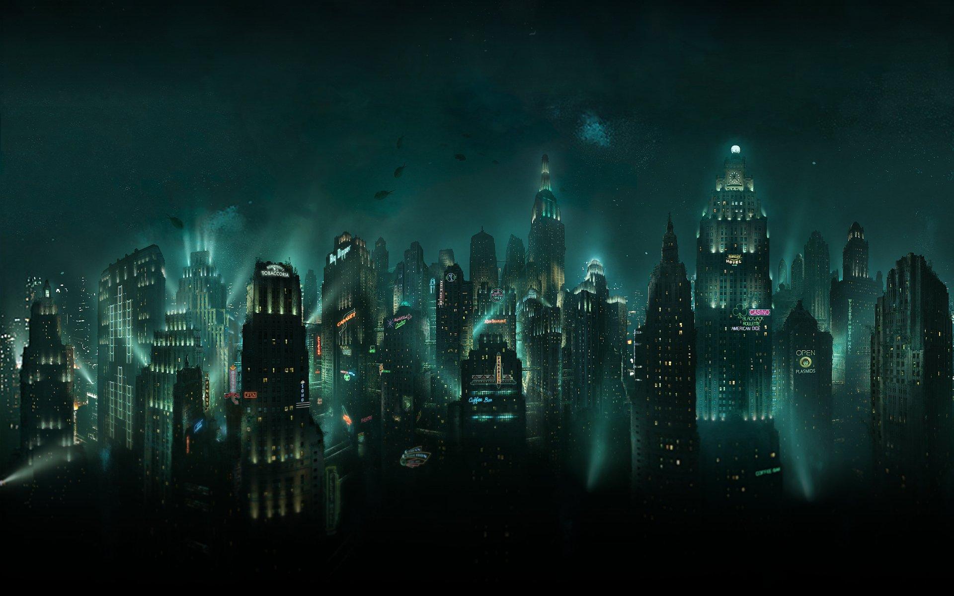 Bioshock wallpaper – Your Designer wallpaper