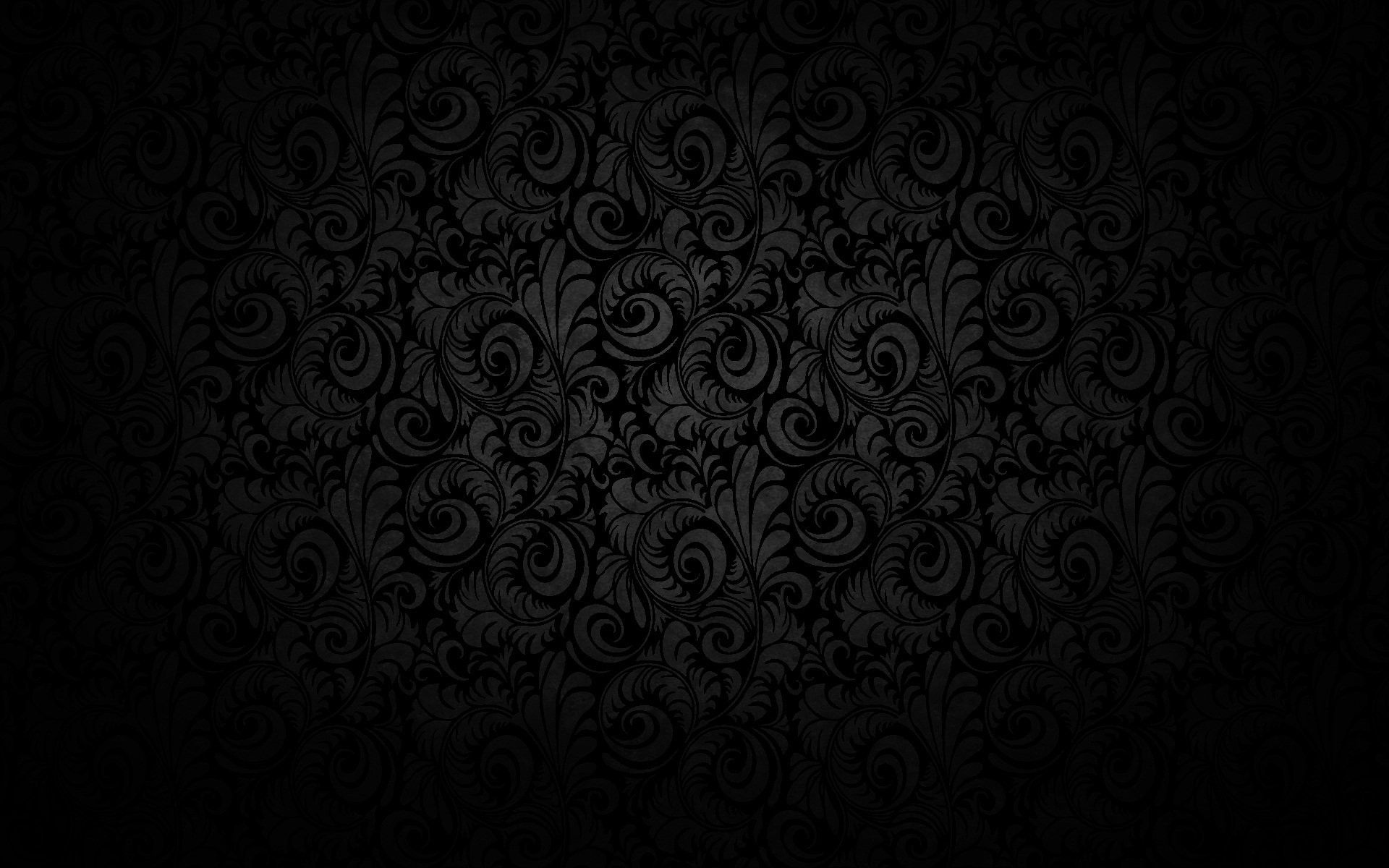 What You Should Know About Black Design Wallpaper