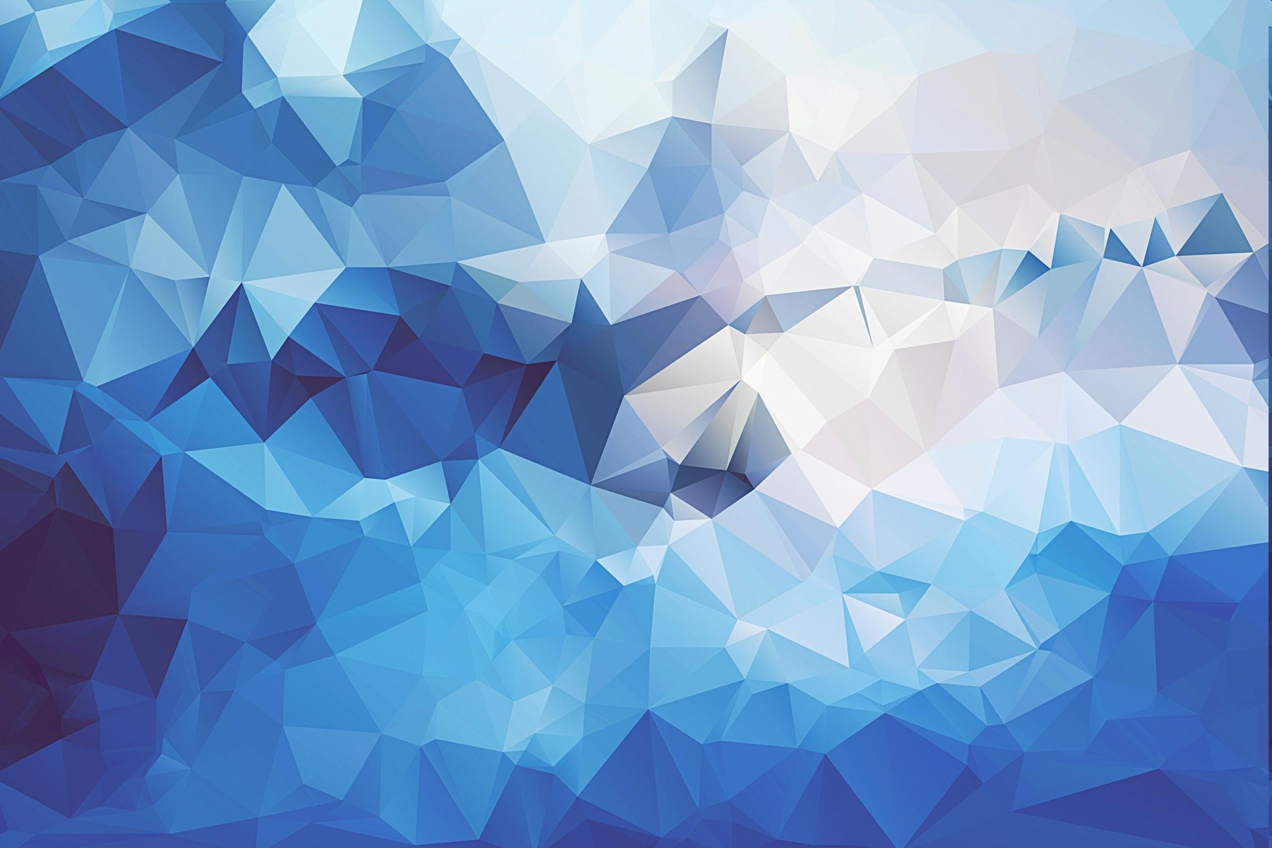 How To Choose Good blue geometric wallpaper Designs
